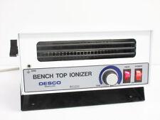 Desco 19500 Bench Top Blower Ionizer