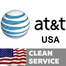 AT&T USA GENERIC ALL MODELS(Sony, HTC, Samsung, LG, Etc..) - CLEAN - FAST