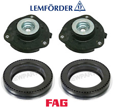 Audi A3 TT Q VW CC Golf Set Of 2 Front Left & Right Strut Mounts With Bearings