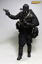 """Very Hot Bank Robber Outfit Set for 1:6 12"""" Figures VH-1044"""
