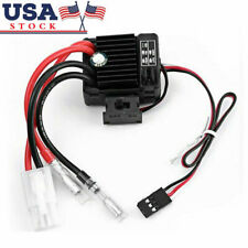 1:10 Rc Car Waterproof 60A Brushed Esc Electronic Speed Controller Us Stock