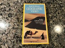National Geographic New Sealed VHS! Readers Digest. National Geographic.