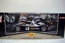 Maisto 1:18 538881 Audi R8R, Le Mans Die Cast
