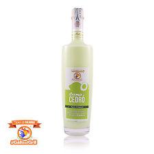 Crema di Cedro - Liquore artigianale Calabrese - il Gallo al Grill - 50cl