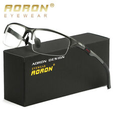 4adb0e2c439 New Men Aluminium Sport Eyeglass Frames Myopia Glasses Optical Eyewear Frame  RX