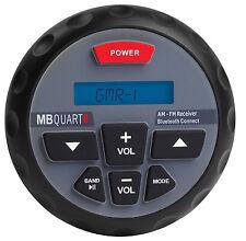 MB Quart Nautic GMR-1 Marine ATV Boat Bluetooth Nautic Source Receiver GMR1