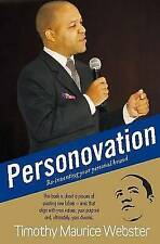 Personovation by Timothy Maurice Webster (Paperback, 2010)-9781770101753-F061