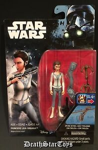Star Wars Rogue One Princess Leia Organa General Rebels Clone Alderaan ANH ESB