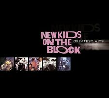 Greatest Hits - New Kids On The Block (2008, CD NIEUW)