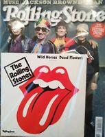 "Rolling Stones - Wild Horses Acoustic Version Exclusive Vinyl 7"" + Music Magazin"