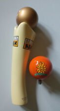 "Bell's Brewery 10.5"" inch Beer Tap Handle with Oberon Ale & Uberon Ball Topper"