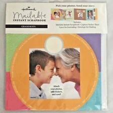 """Hallmark 6X7.5"""" Mailable Instant Scrapbook with Envelope - You Add Photos"""