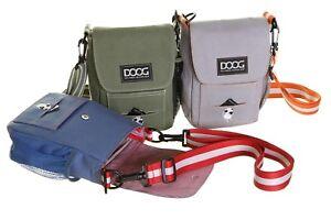 DOOG Shoulder Bag Dog Walking Accessory Treat Bag UK Stock