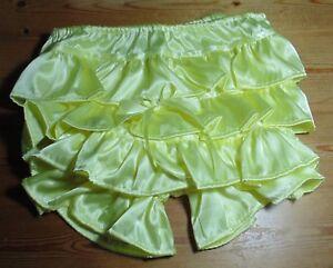 Pants Panties Undies Satin Sissy Adult Baby Aunt D