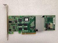 LSI 3Ware SAS 9750-4i 6Gb/s 4-Port SATA+SAS RAID Controller