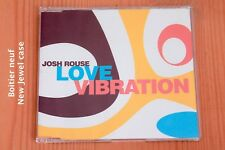 Josh Rouse – Love Vibration - 4 pistes - Boitier neuf - CD maxi-single promo
