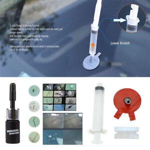 1set Auto Windscreen Repair Liquid DIY Chip Window Glass Crack Repair Kit Tool
