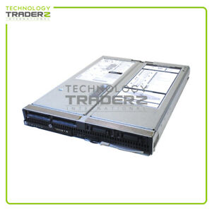 404704-B21 HP BL480c G1 2P Intel 5060 4G Adapter Blade Server * Pulled *