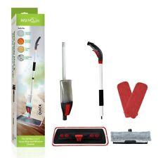 Spray Mop & Fenêtre Nettoyeur Kit | 2 x Réutilisable Patin en Microfibre avec 600 ml refillab