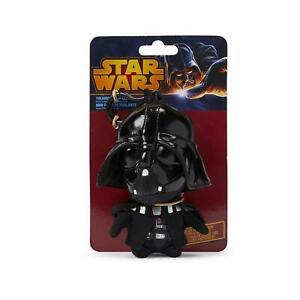 "Star Wars Mini 4"" Talking Plush Toy Clip On Darth Vader"