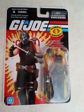 GI Joe Collector Club Subscription 6.0 Eel Squad Leader GUILLOTINE Best Paint Ap