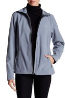 NWT Columbia Lookout Ridge Softshell Jacket Large Grey Ash MSRP $200