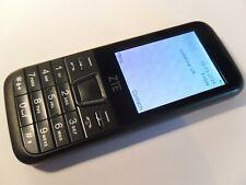 ZTE F320 - Black (Vodafone Network) Mobile Phone FM Radio