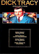 DICK TRACY COLLECTION NEW DVD