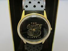 Bulova Accutron P6 Coca-Cola NIT Classic Quartz 7jewel Watch