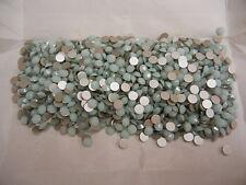 360 swarovski xilion flatbacks,20ss mint alabaster/foiled #2028