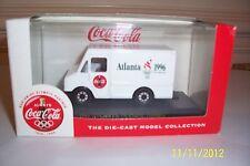 Coca-Cola 1996 Atlanta Olympic Games Diecast Truck - NIP