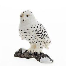 Schleich Wild Life Serie Snowy Owl Bird #14671 Toy Figure