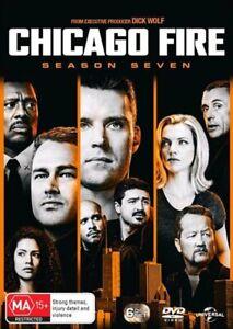 Chicago Fire - Season 7 DVD