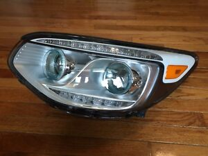 2015 2016 2017 2018 KIA Soul EV LH (Dr) OEM LED Halogen Headlight Headlamp