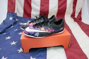 Scarpe Nike calcetto Nike Jr Mercurial victory 10 CR7 5.5 Y UK 5 EUR 38 nuove