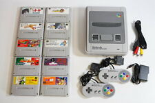 Super Famicom Console 10 Games Dragon Ball Z SFC Nintendo Japan Import US Seller