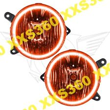ORACLE Halo FOGLIGHTS Ford Mustang GT 05-09 AMBER LED Angel Eyes