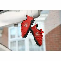 ARSENAL FC MINI 3 INCH CAR BOOTS HANGER OFFICIALLY LICENSED FREE SHIPPING USA
