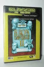 EUROPA UNIVERSALIS II USATO BUONO STATO PC CD ROM VERSIONE ITALIANA RS2 56323