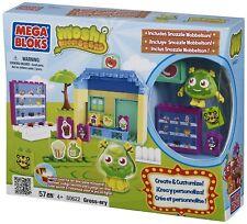 Mega Bloks Moshi Monsters Buildable Gross-ery Store