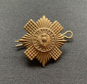 Scots Guards x 100% Original Cap Badge