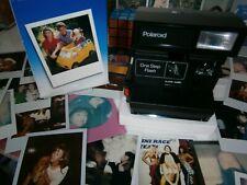 Polaroid 600 onestep 80s Camera BNIB RARE AS N E W OLD STOCK  RETRO PHOTOS TODAY