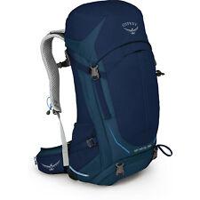 Osprey Stratos 36 Rucksack Hiking Backpack - Eclipse Blue All Sizes
