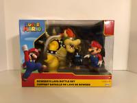New Super Mario Bowser's Lava Battle Set by Jakks (Free Shipping)