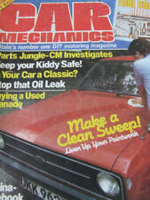 Cars, 1980s Transportation Monthly August Magazines