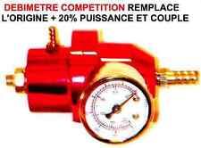 Débimetre Compétition 100% complet RAID 4X4 HDJ KDJ PATROL LAND JEEP PAJERO DEF
