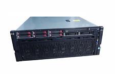 HP DL580 G7 SERVER 4 x Xeon OCTA core E7-8837 2.6Ghz 64GB  32 CORES very cheap