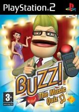 Buzz The Music Quiz - PS2 Playstation 2