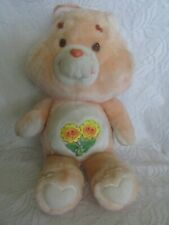 Vintage Kenner Friend Bear Care Bear 1983