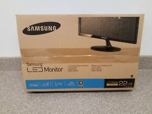 "Brand New Samsung Simple LED 21.5"" Monitor with High Glossy Finish S22D300NY"